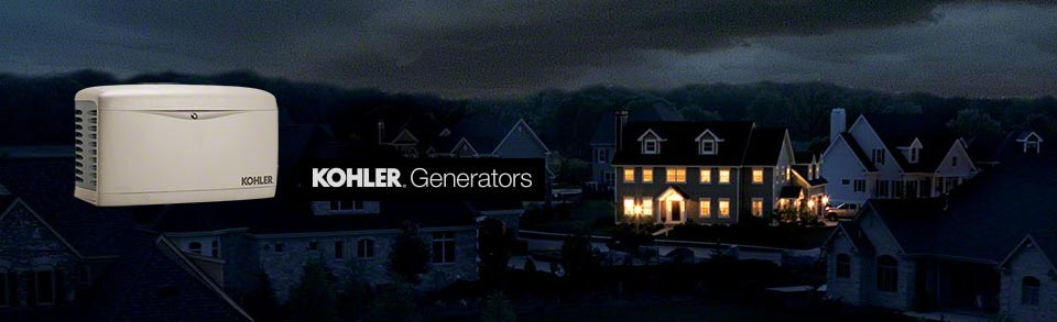 Featured Product: Kohler Home Generators